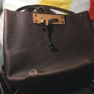 Saddleback Leather Company backpack